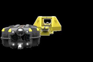 ROV skidd operations