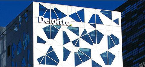 Deloitte Fast 50 rating