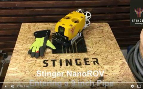 NanoROV camera